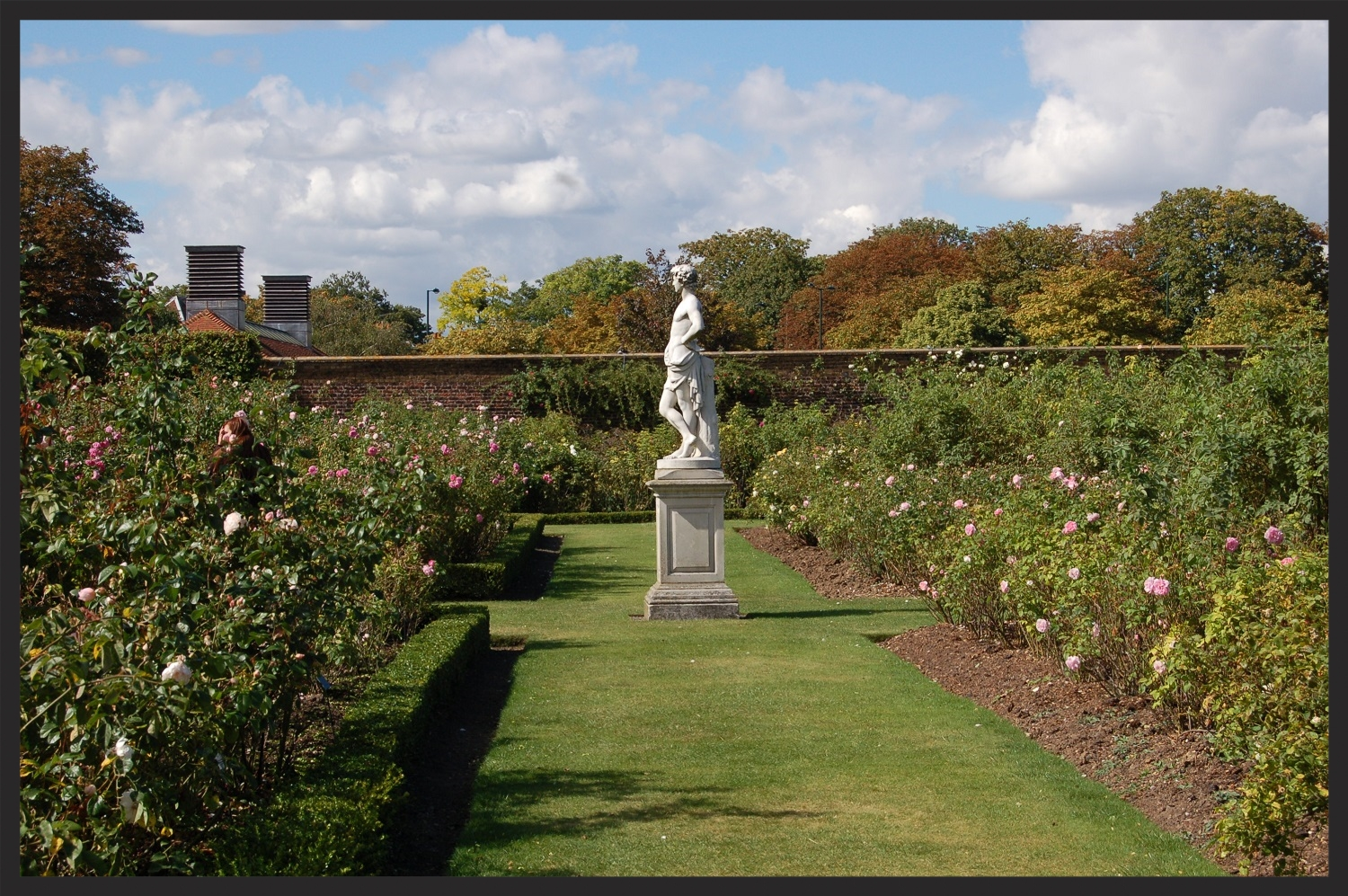 Hampton Court Gardens, Great Circle Route Guided Walks & Gardens