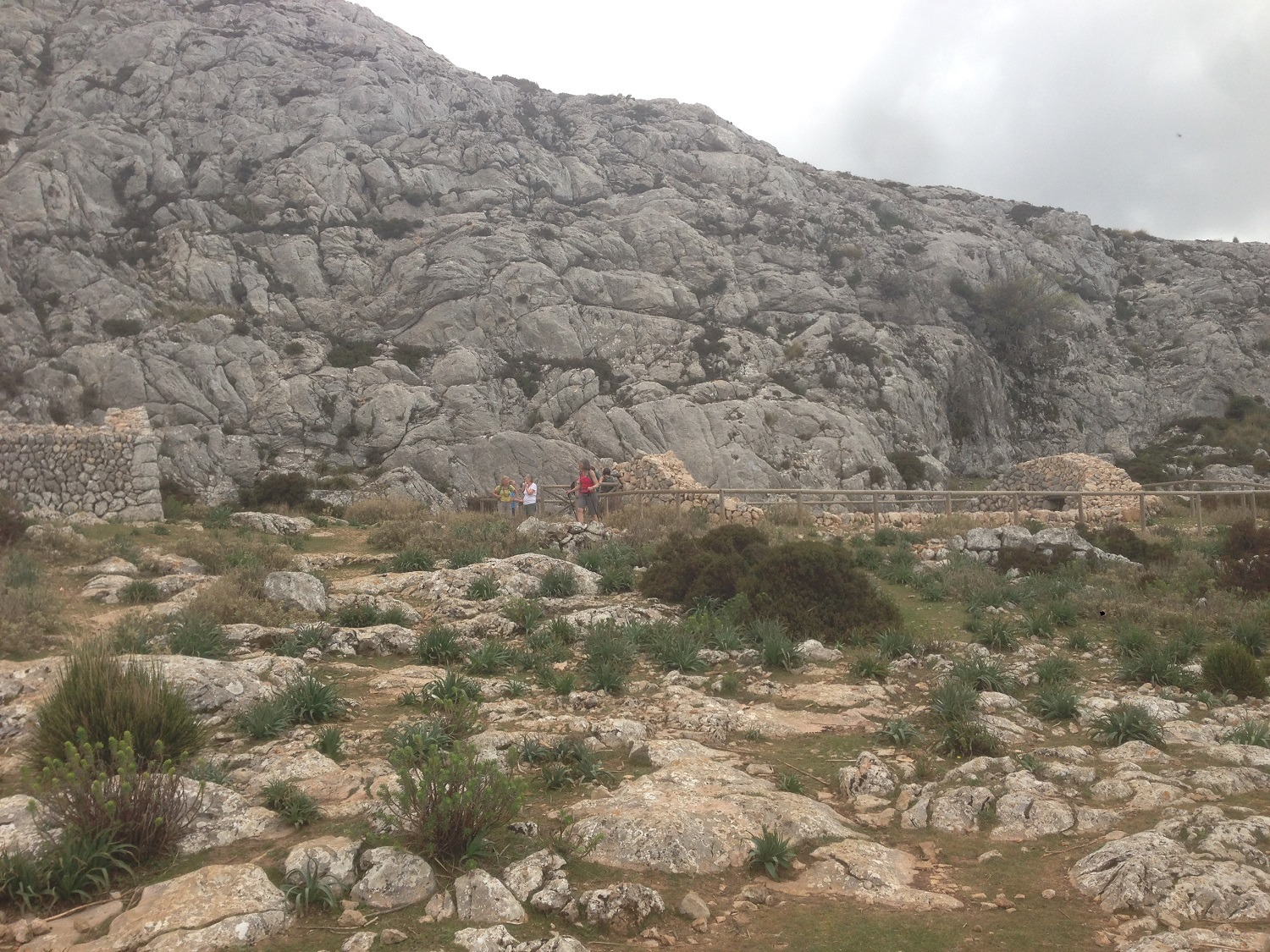 Great Circle Route, Mallorca Ice Pit Remains