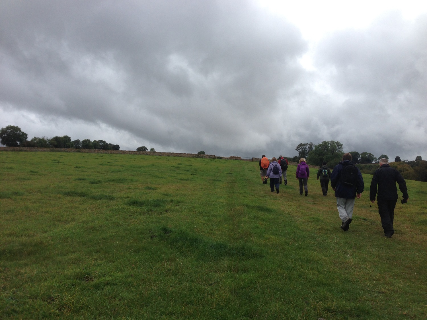 Great Circle Route Cotswold Walks