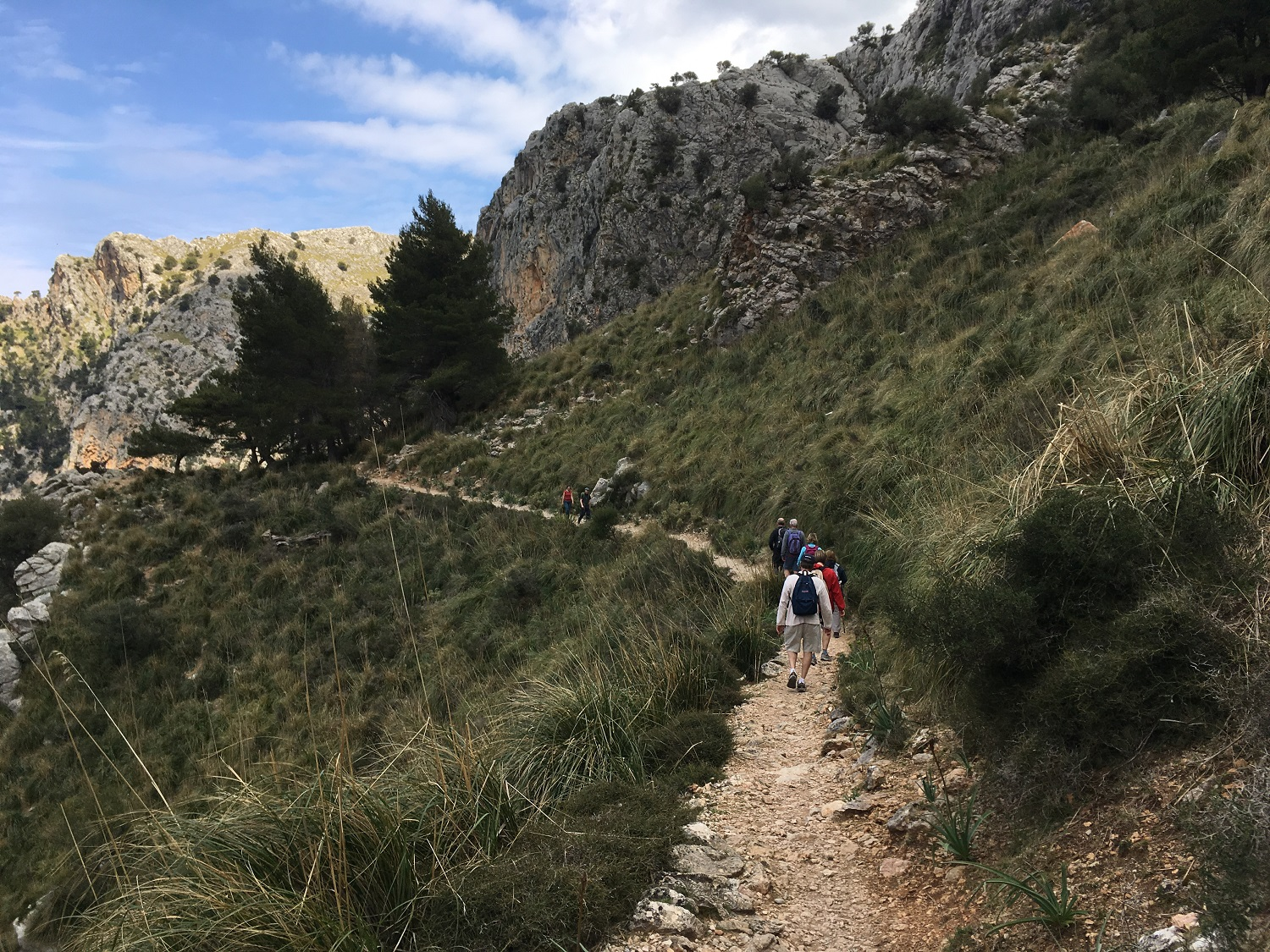 Great Circle Route, Pilgrim Steps, Mallorca
