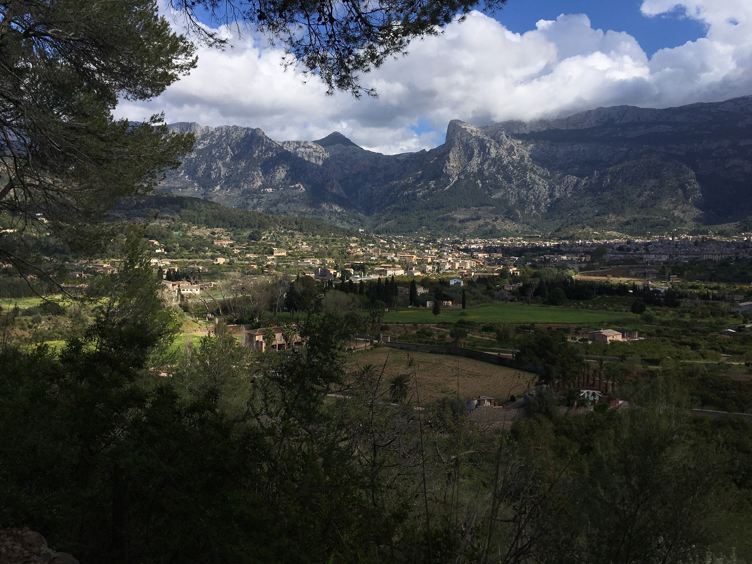 Great Circle Route, Mallorca Walks