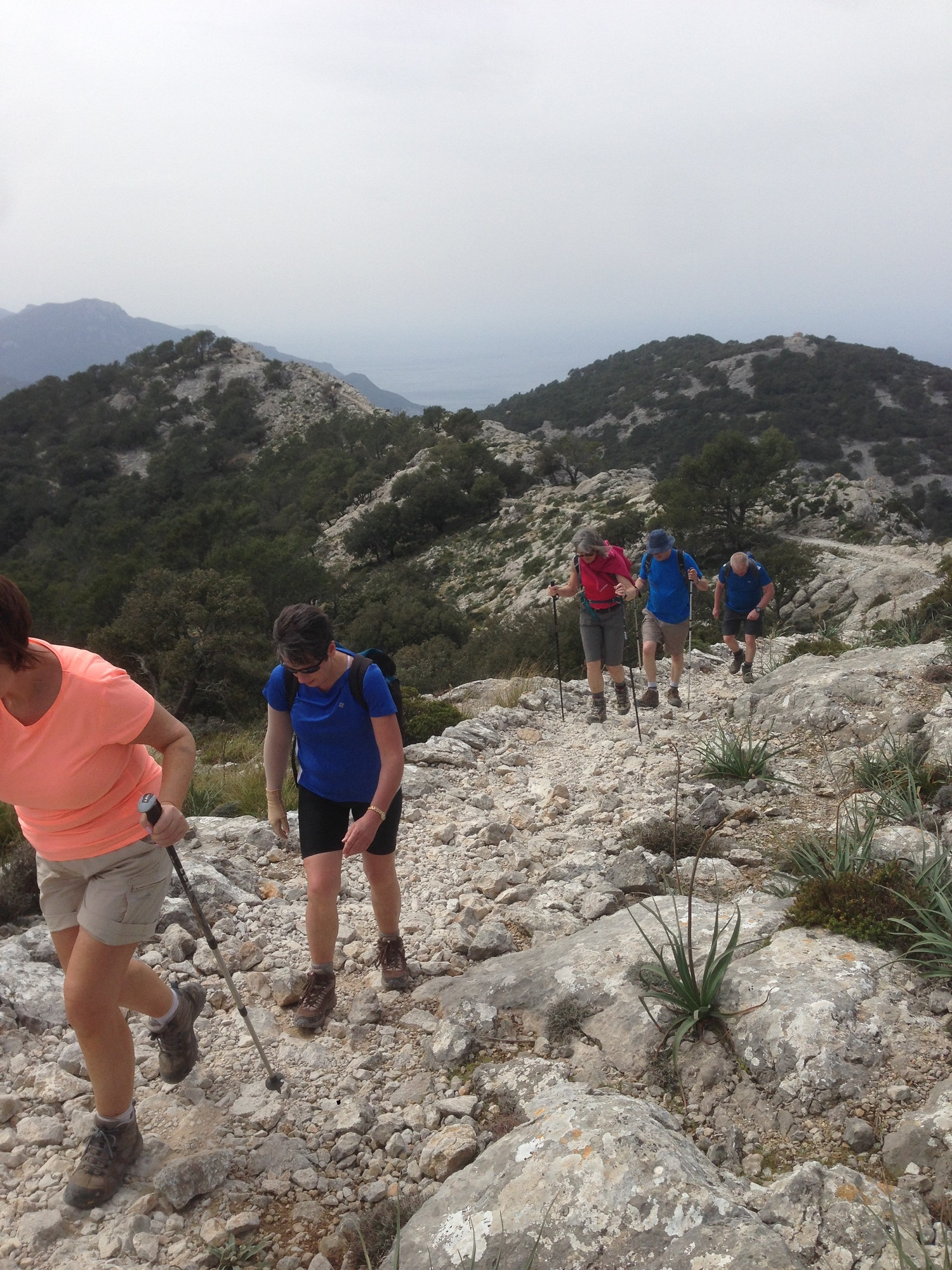 Arch Duke's Trail, Great Circle Route, Mallorca Walks