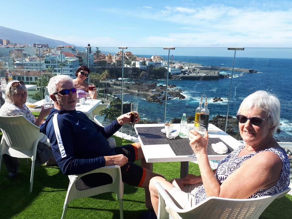 Great Circle Route, Tenerife Walks