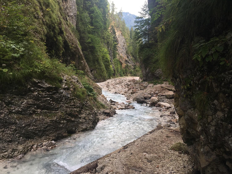 Slovenia Walks, Great Circle Route