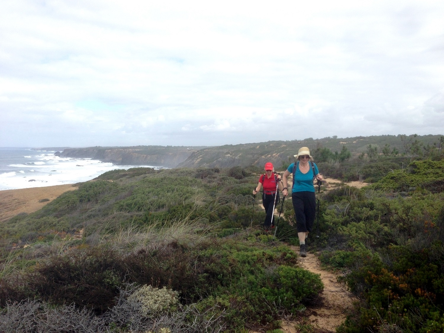 Great Circle Route, Algarve Walks