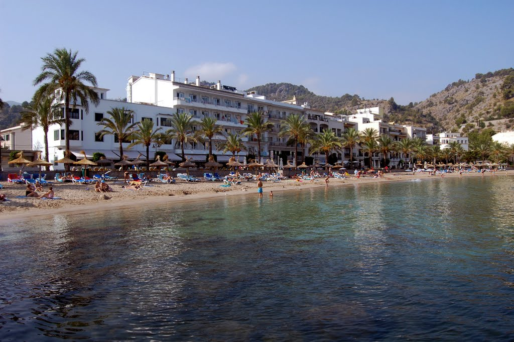 Hotel Marina Soller, Port Soller Mallorca