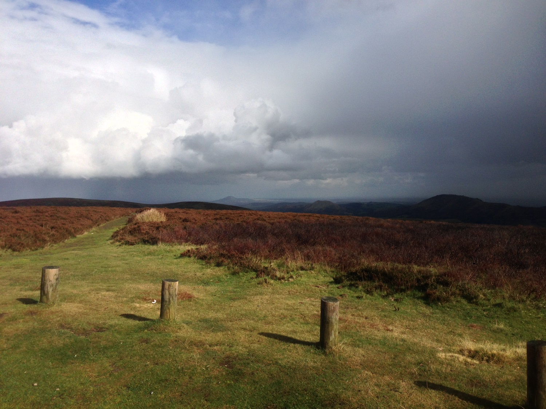 Shropshire Walks, Great Circle Route