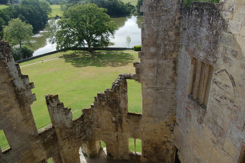 Great Circle Route England Walks & Gardens, Wardour Castle