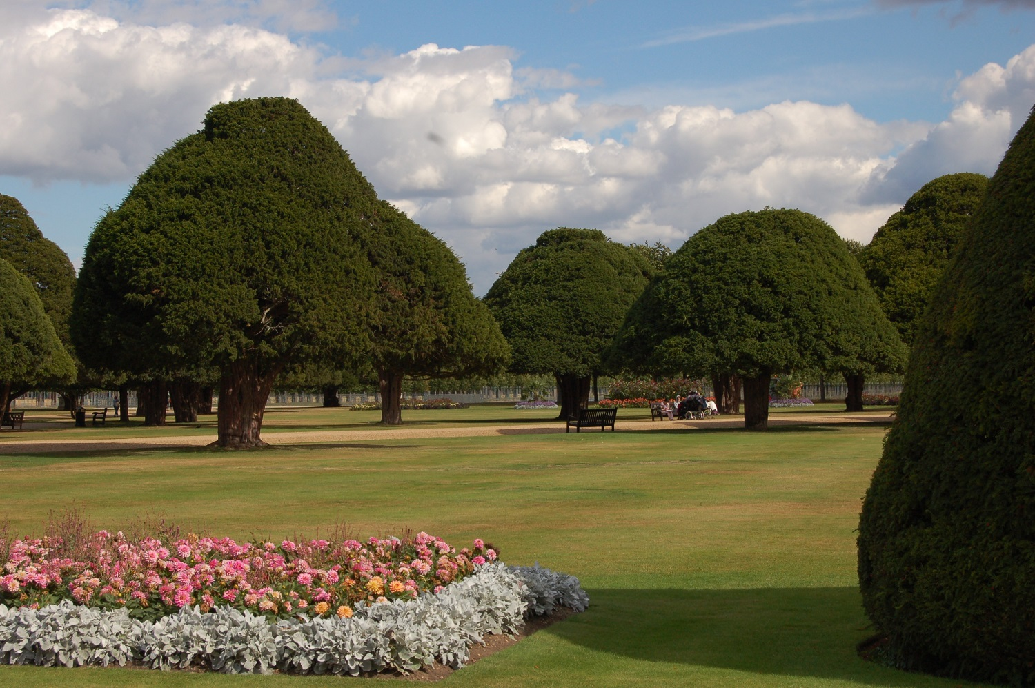 Great Circle Route, Cornwall & South West England Walks & Gardens, Hampton Court Palace