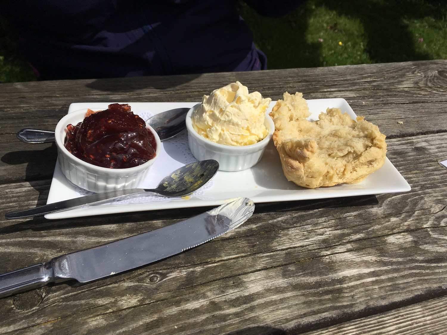 Great Circle Route, Clotted Cream Cornwall Style, England Walks & Gardens
