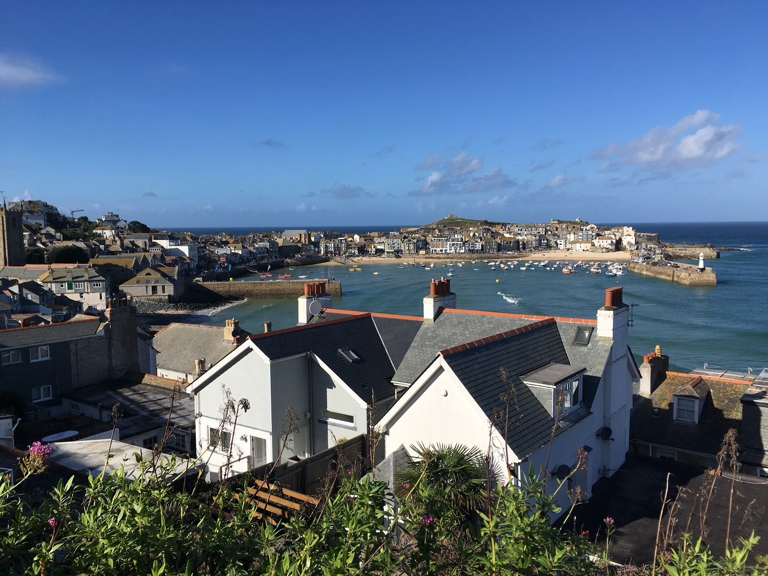 Great Circle Route, Cornwall & South West England Walks & Gardens, St Ives
