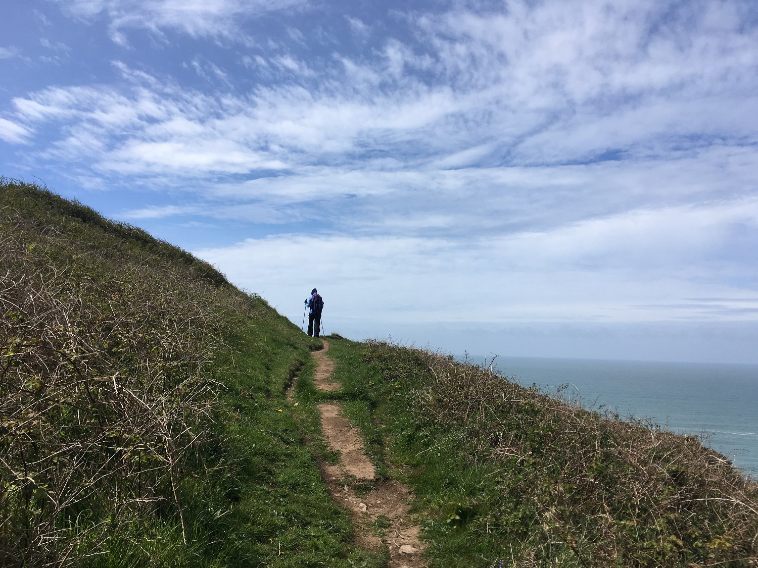 Great Circle Route, South West England Walks & Gardens, Along the Trail