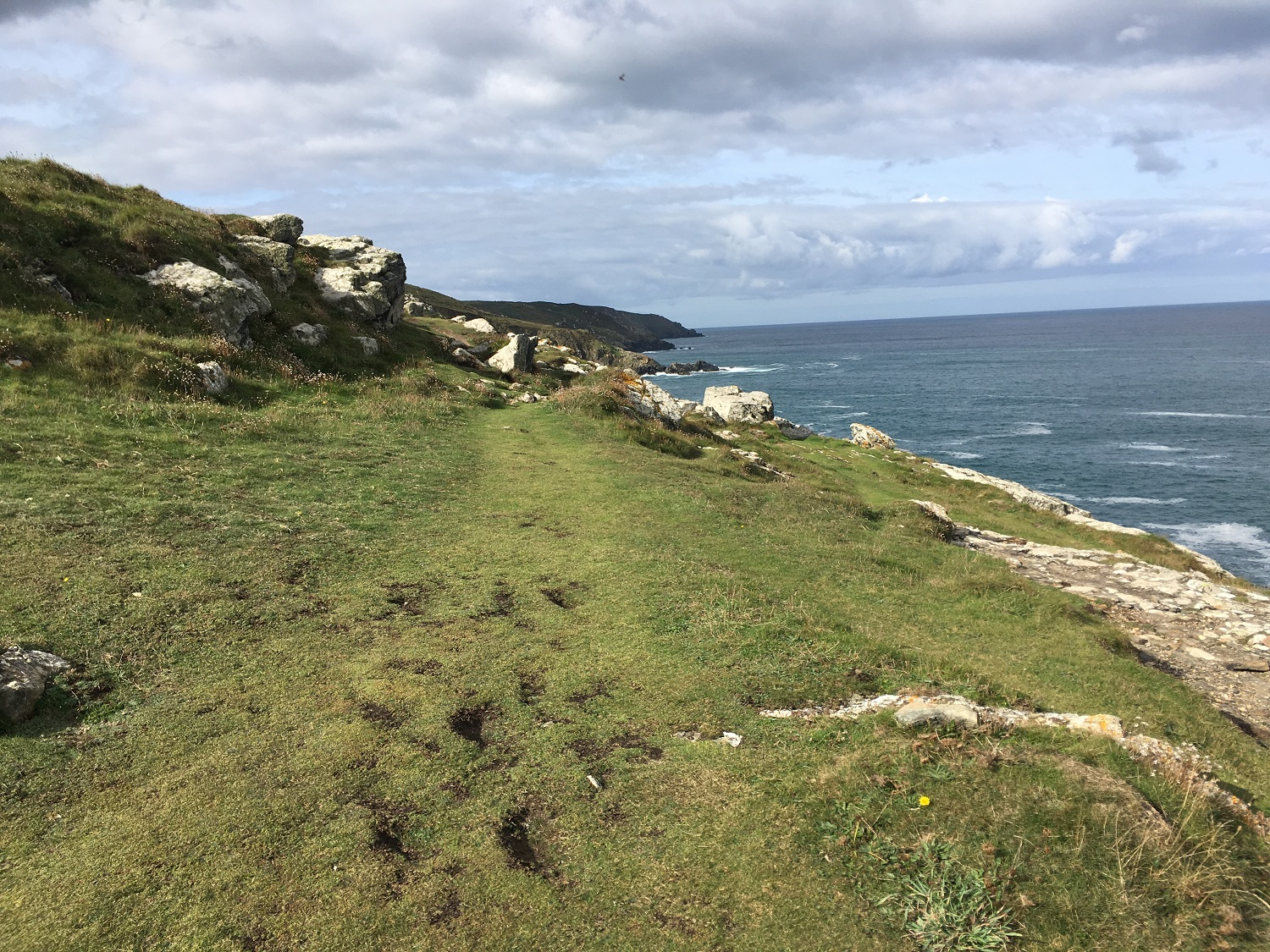 Great Circle Route, Cornwall & South West England Walks & Gardens, Near St Ives