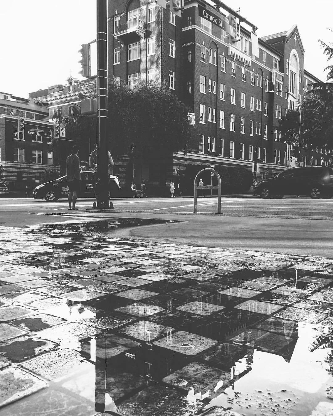 checkered foundation