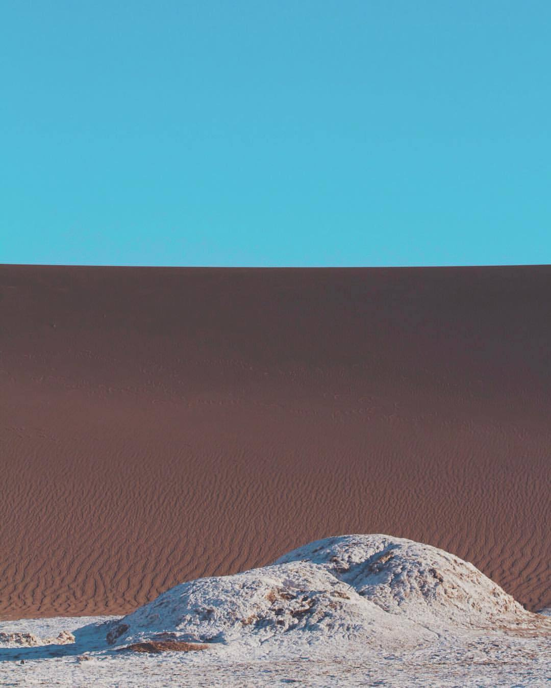 deep desert blue (at San Pedro de Atacama, Chile)