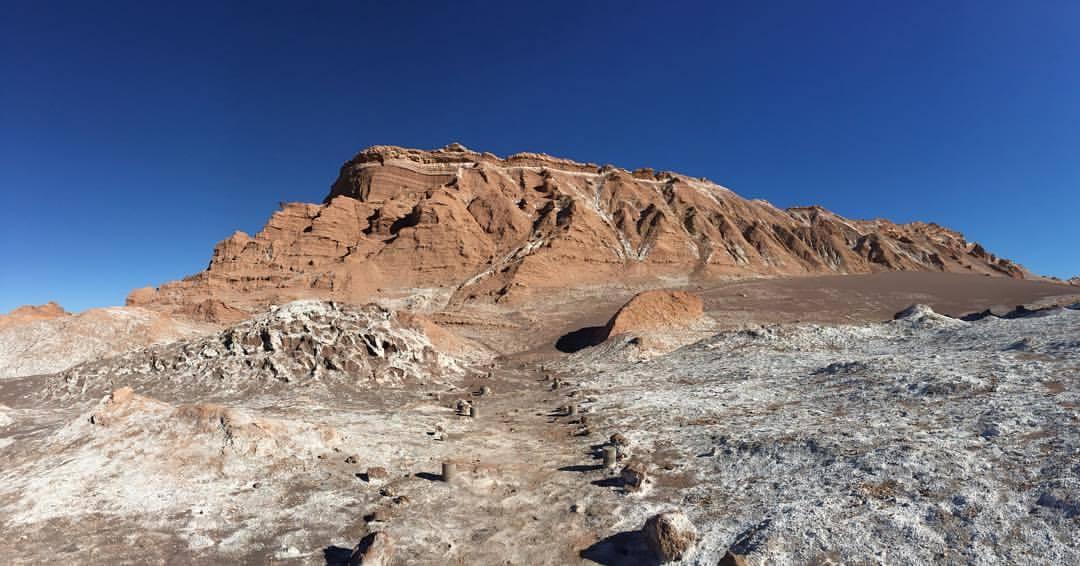 Massive. (at San Pedro de Atacama, Chile)