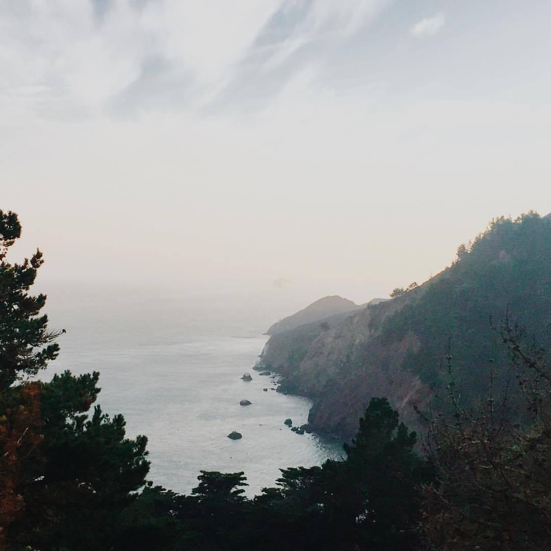 The Marin Headlands. (at Marin Headlands)