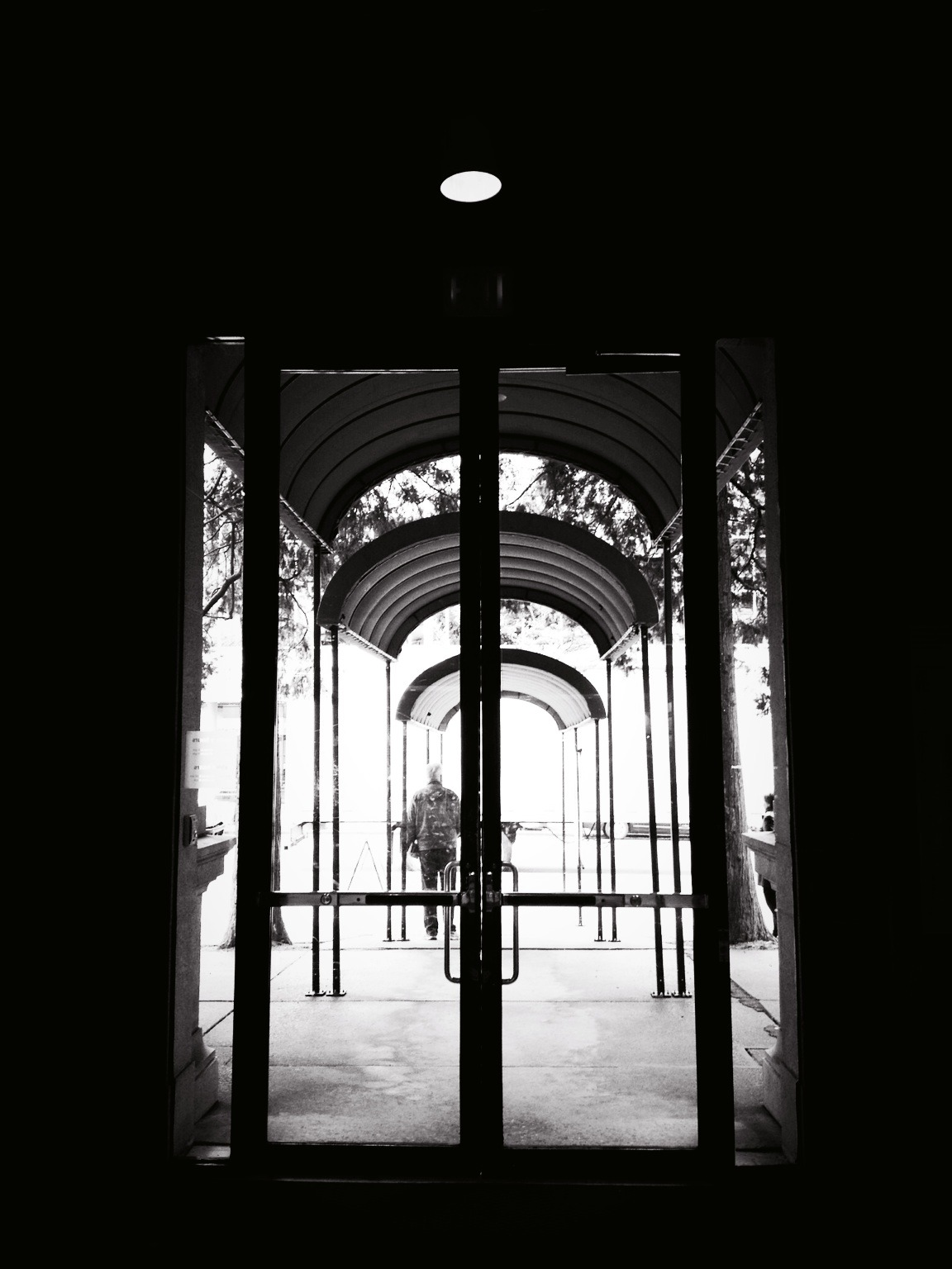 at Vancouver Art Gallery – View on  Path .