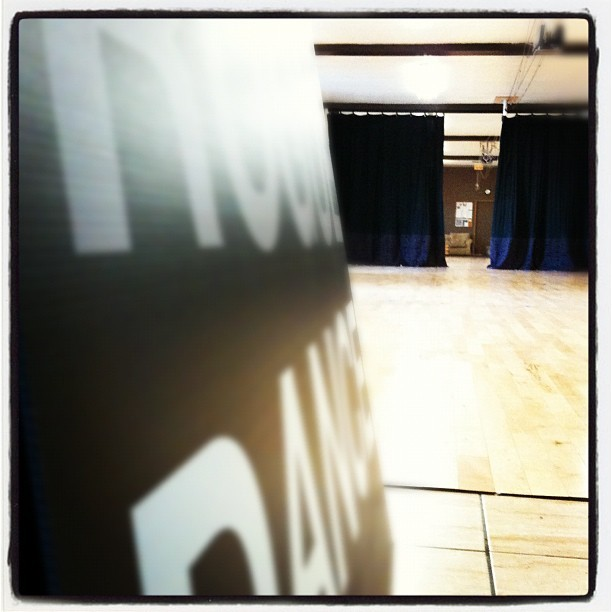 B-Boy show today! (Taken with  Instagram  at Rogue Dance)