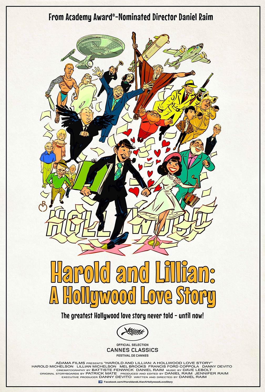 """Harold and Lillian: A Hollywood Love Story (2015), dir. by Daniel Raim"