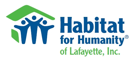 Habitat for Humanity of Lafayette provides our SAG vehicles, coolers, and so much more.