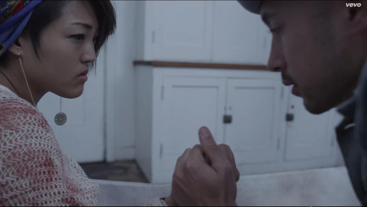 "Still frame fromEmeli Sande's ""My Kind of Love"" music video,directed by Sanji Senaka"