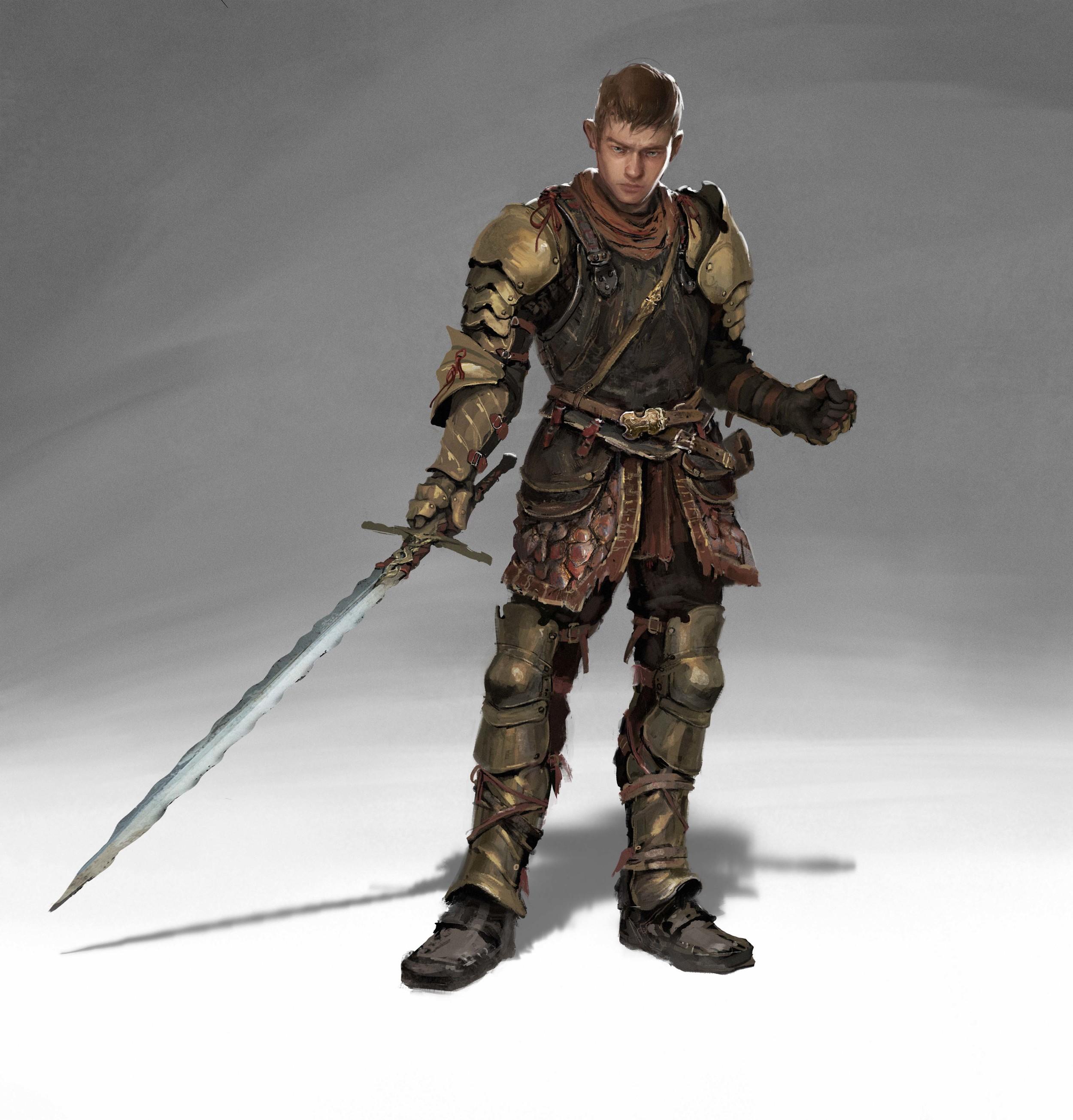 Cirrus Dragoon Knight