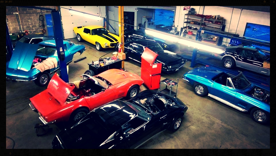 Cap Corvette Shop 1