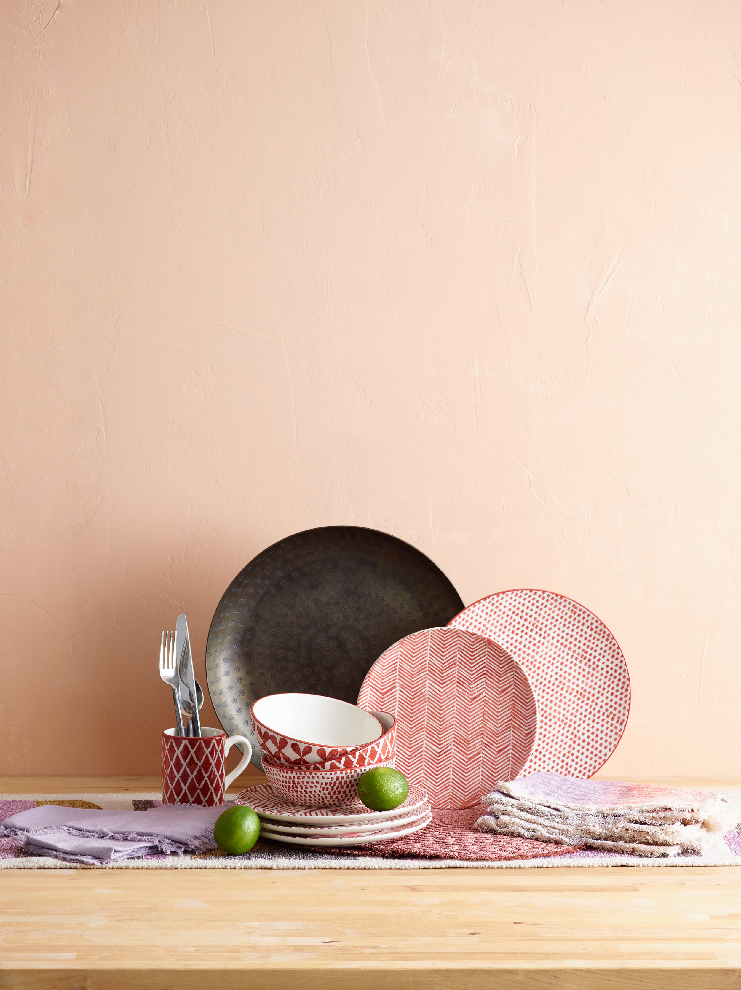 Prop and Food Stylist for World Market
