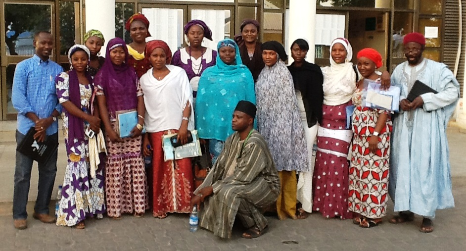 trained Trauma counsellors, Bauchi State. 2014.JPG