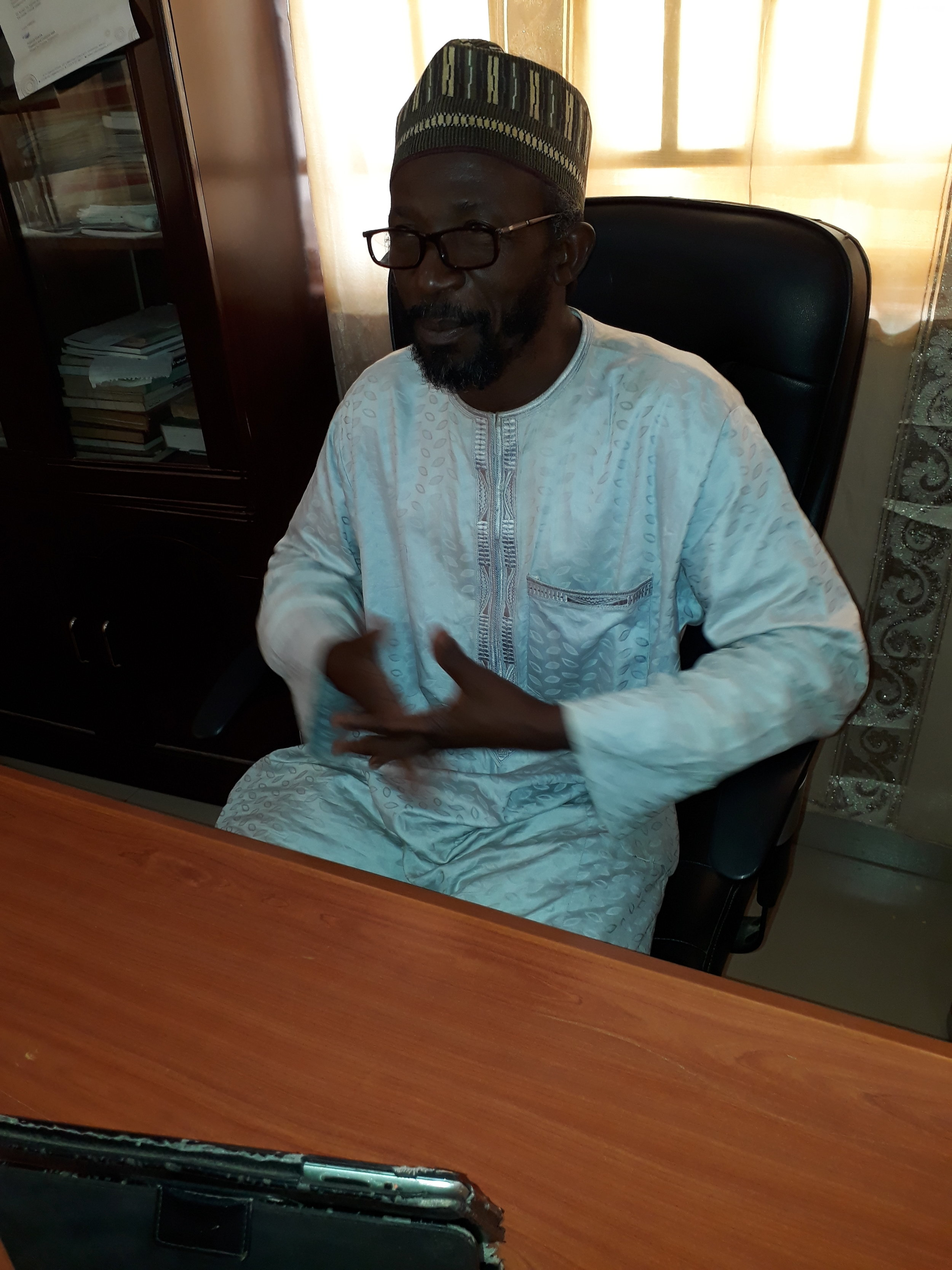 Imam Muhammad Sani isa, Director of Intervention, IMC. Mobile number: 0802-774-6868 or 0809-934-7836. Email: isahsani2@gmail.com