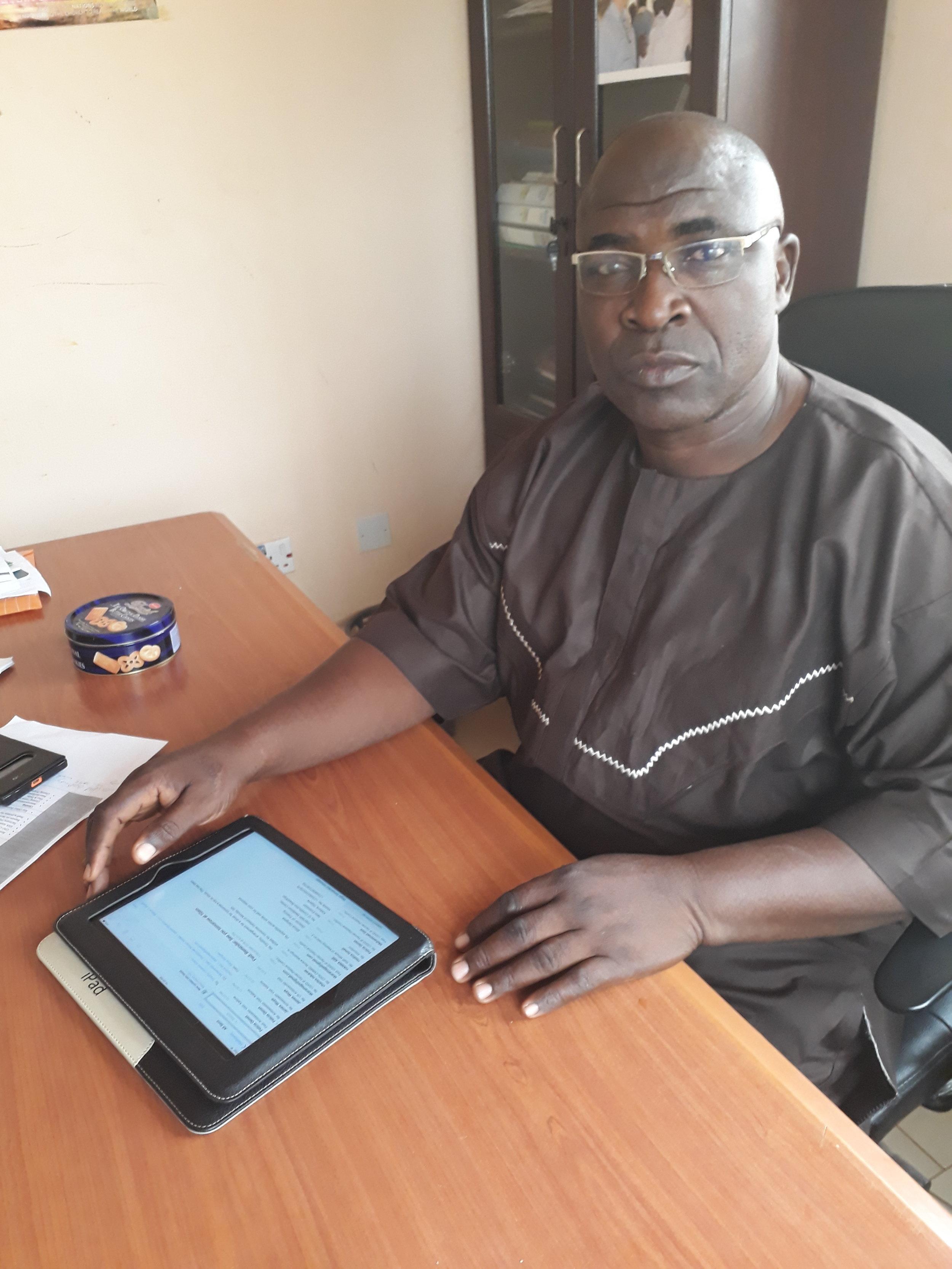 Rev Bitrus Dangiwa, Director of Training, IMC. Mobile number: 0803-452-1875. Email: bitrus155@gmail.com