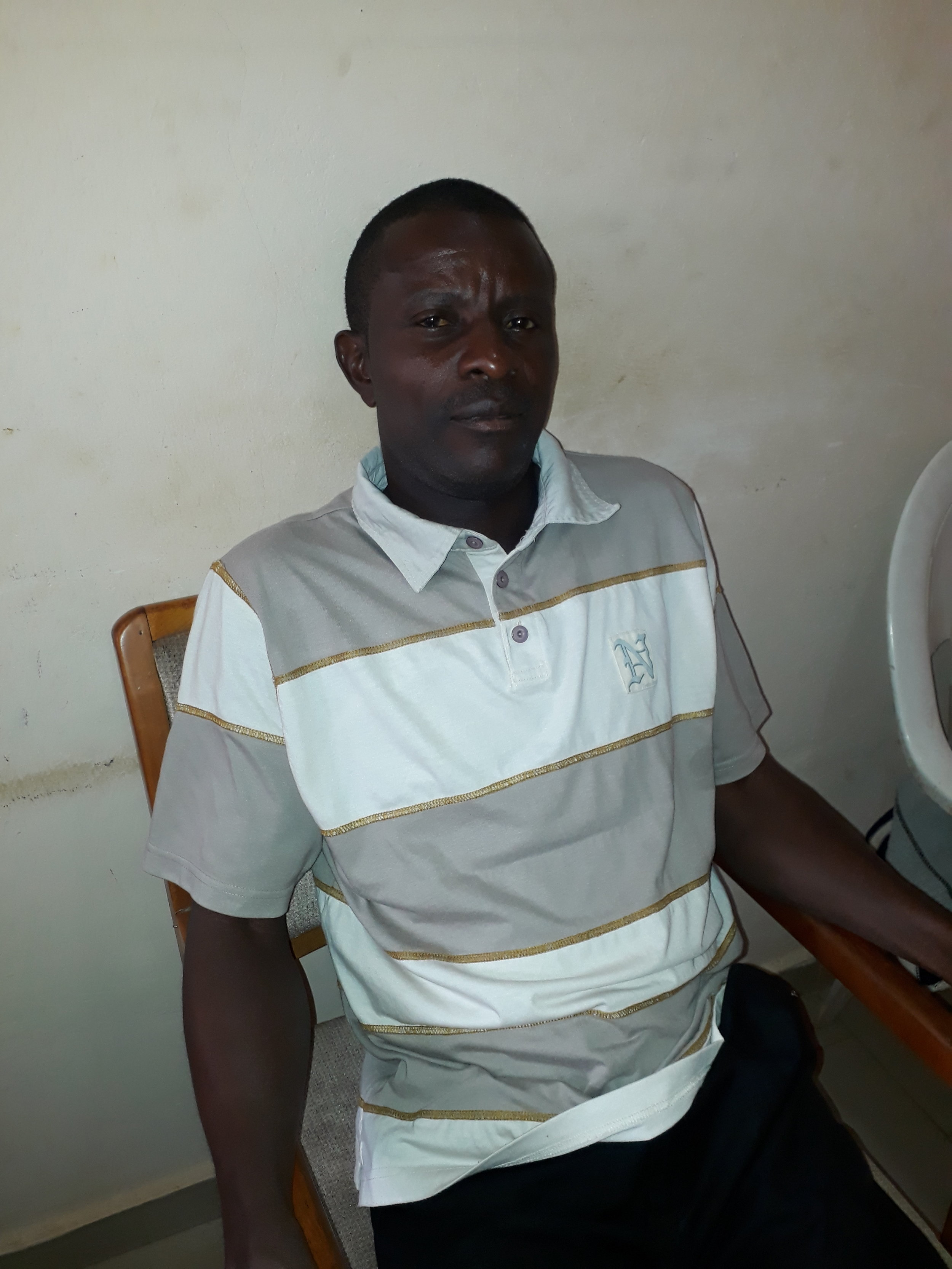 Taslim Yusuf, Transport Officer, IMC. Mobile number: 0806-551-0575