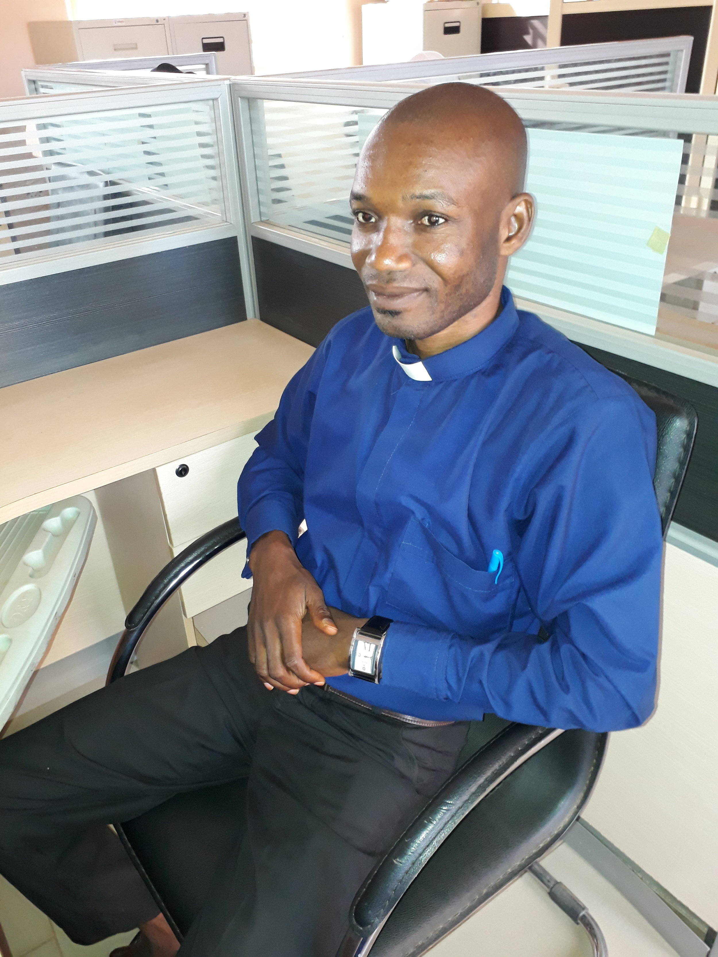 Rev. Michael Ijah Ikpa, Volunteer Staff, IMC. Mobile number:0806-968-4379. Email: revikpamichael@yahoo.com