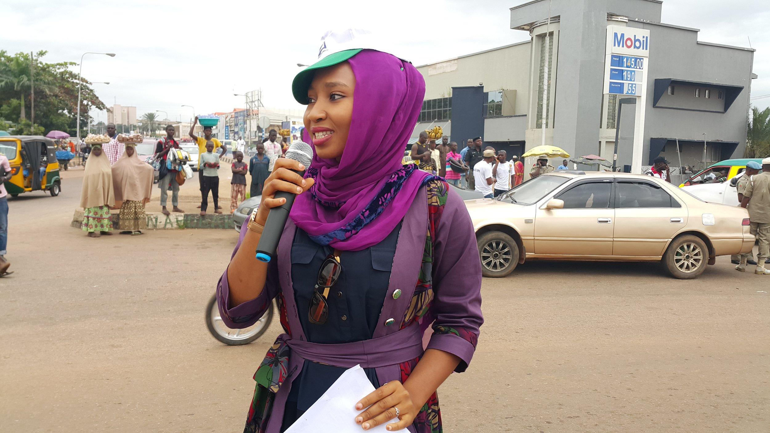 Hadiza Oyiza ismail, Communication Officer, IMC. Mobile number: 0706-781-9912 or 0705-214-8396. Email: dizaoyiza@yahoo.com/ismailhadizaoyiza@gmail.com