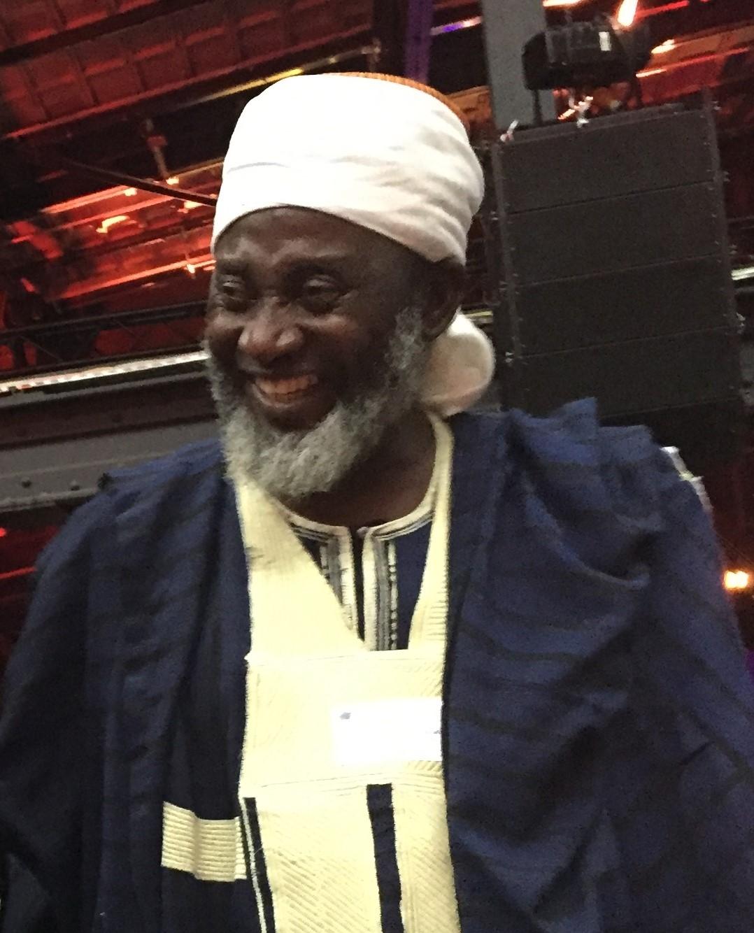 Imam Muhammad Nurayn Ashafa, Deputy Chief of Party, IMC. Phone number: 0803-450-2936. Email: ashafamqsfoundation@yahoo.com