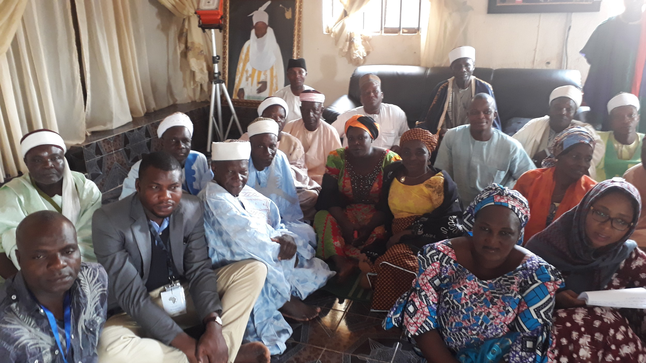 Visit to Godogodo Chiefdom on Southern Kaduna Killings