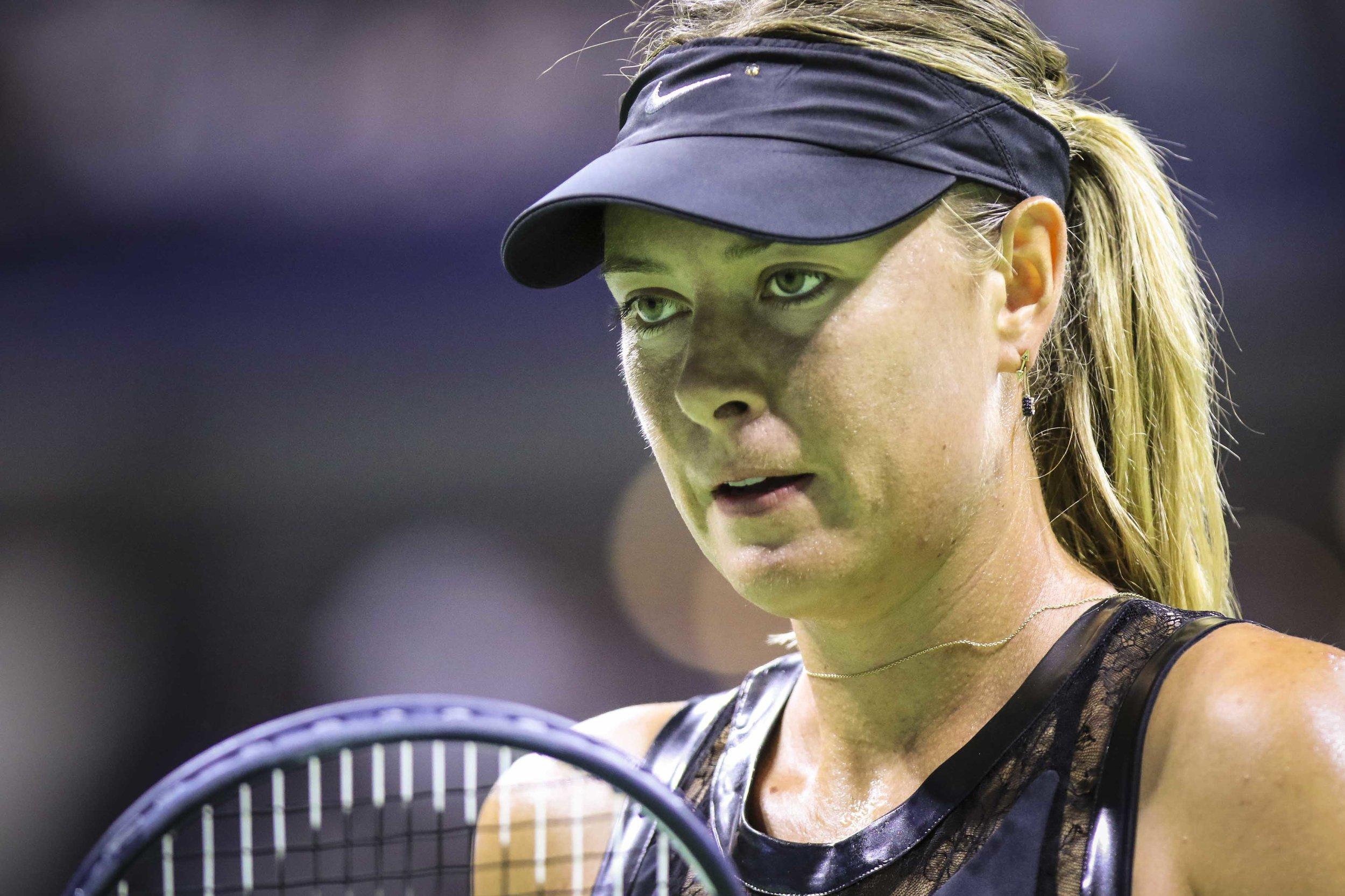 She's Back - And Still A Fan Favorite... Maria Sharapova (RUS)