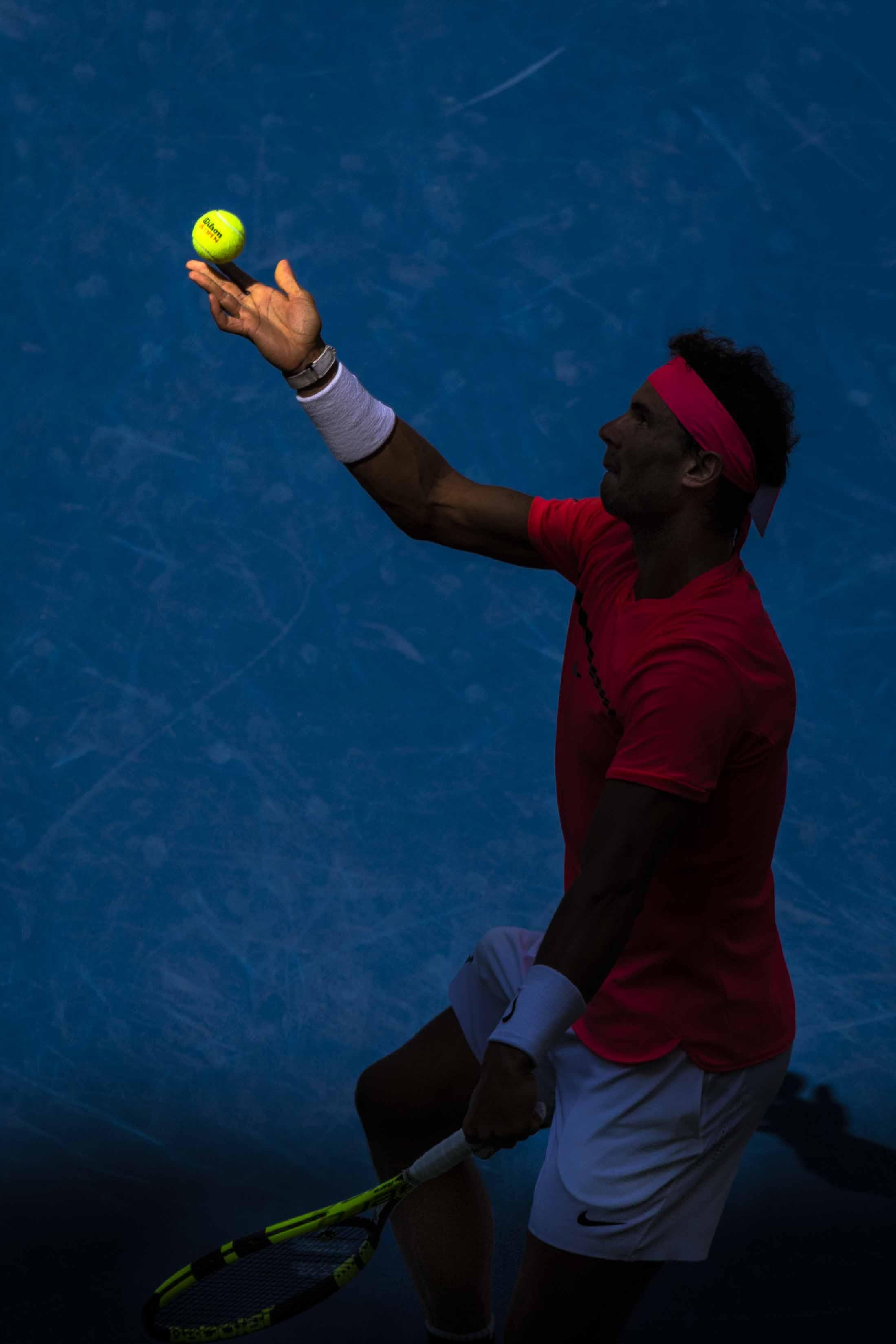 16th Grand Slam Win - Rafael Nadal (ESP)