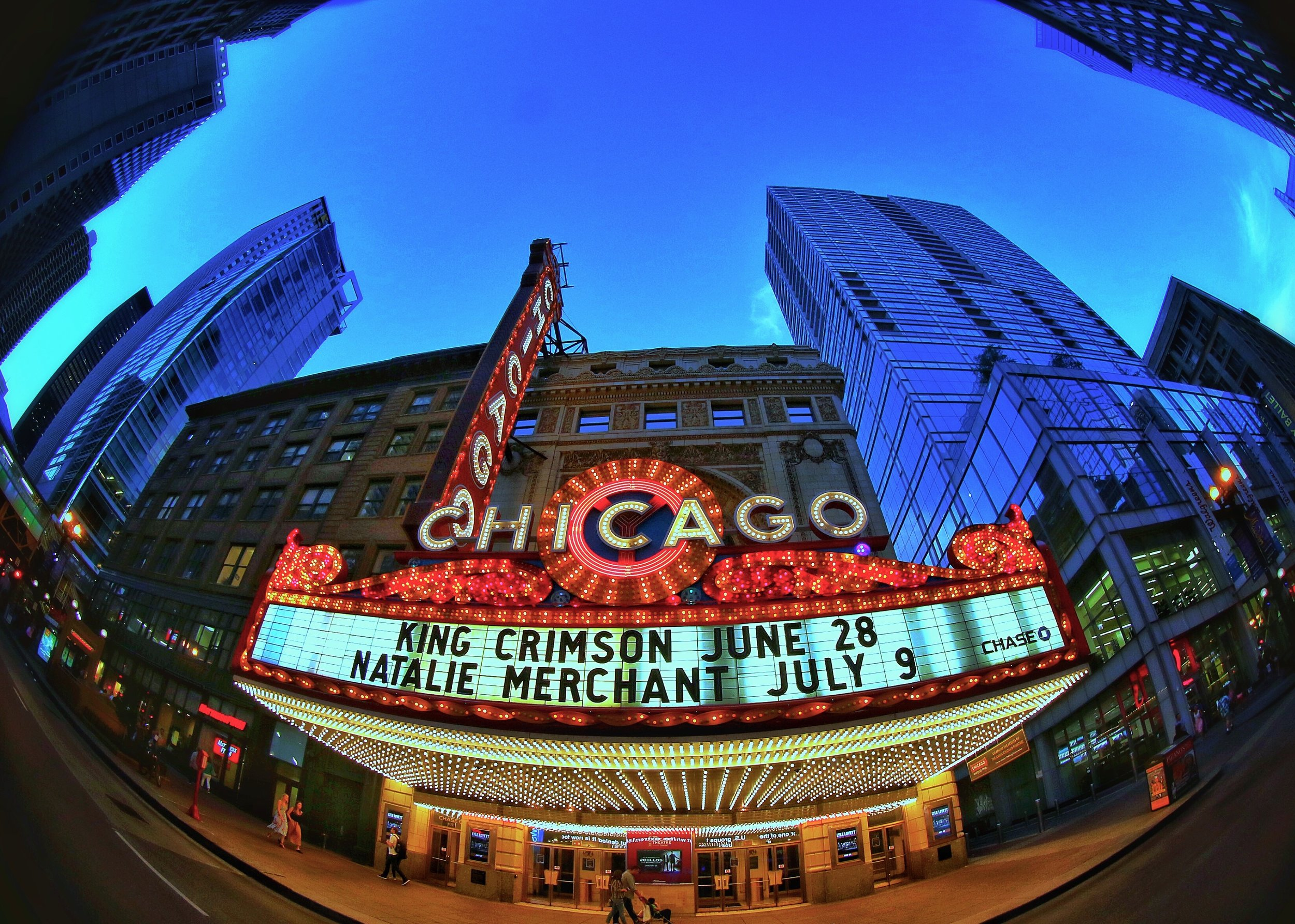 Out of Chicago 2017 - Fisheye Perspective