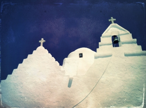 Church of Panagia - Mykonos, Greece