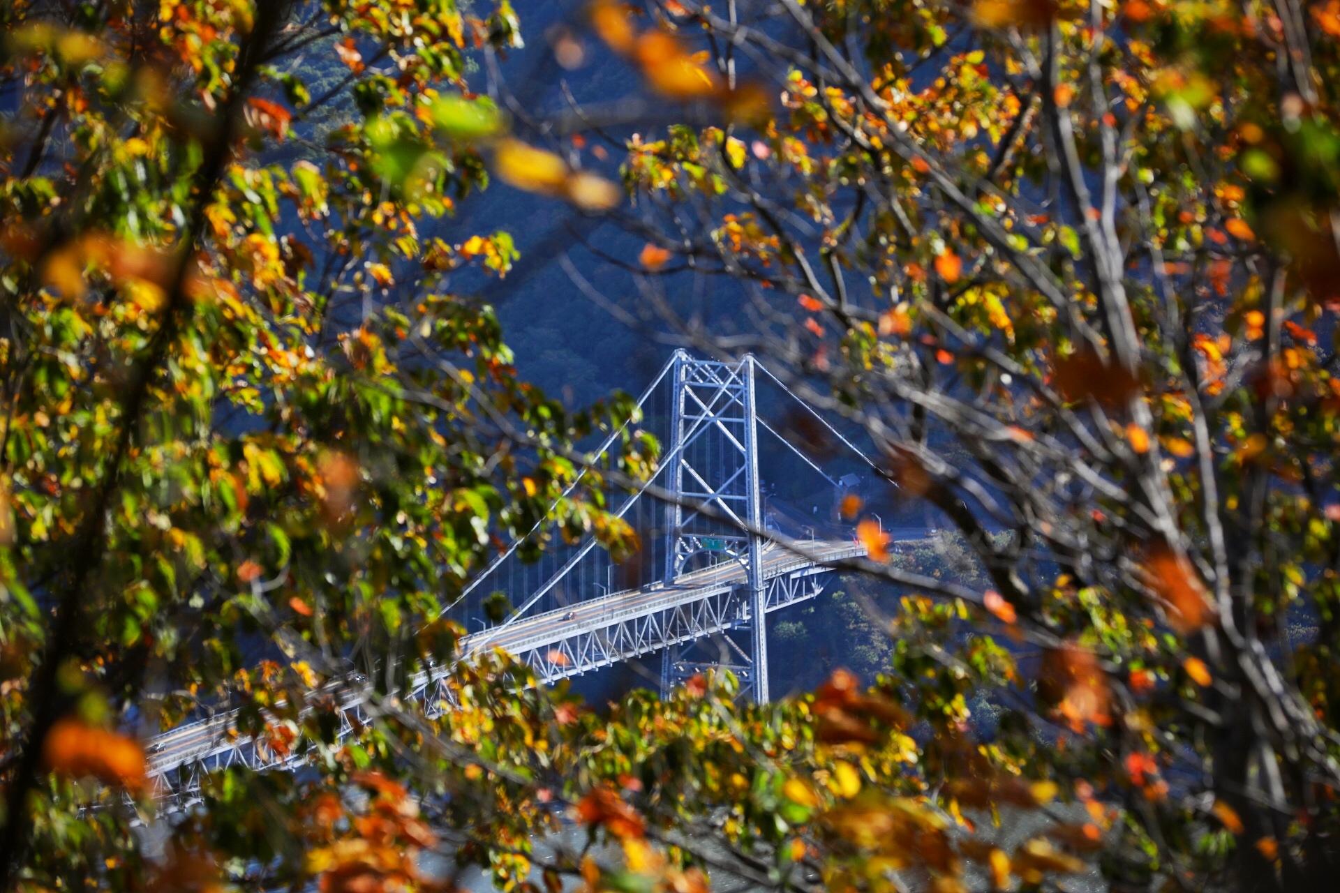 Bear Mtn Bridge (Canon 5D IV, Canon 24-105mm/f4.0)