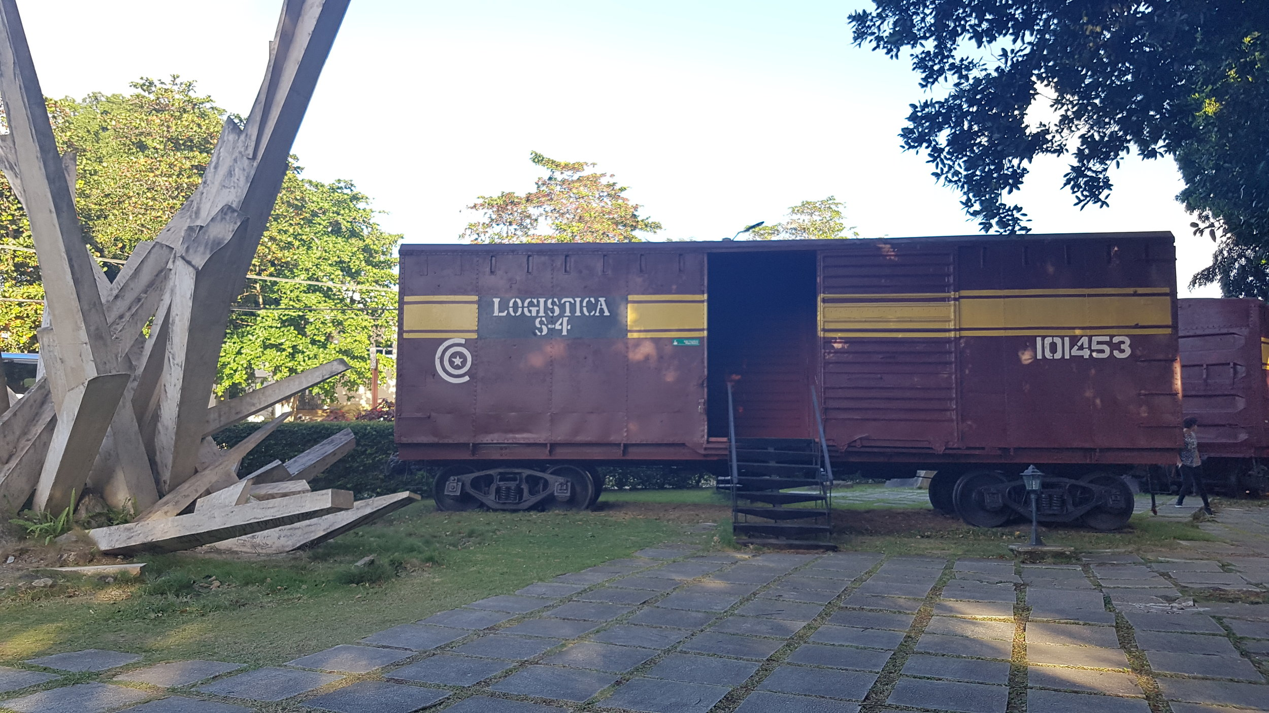 Che Guevera Train Museum
