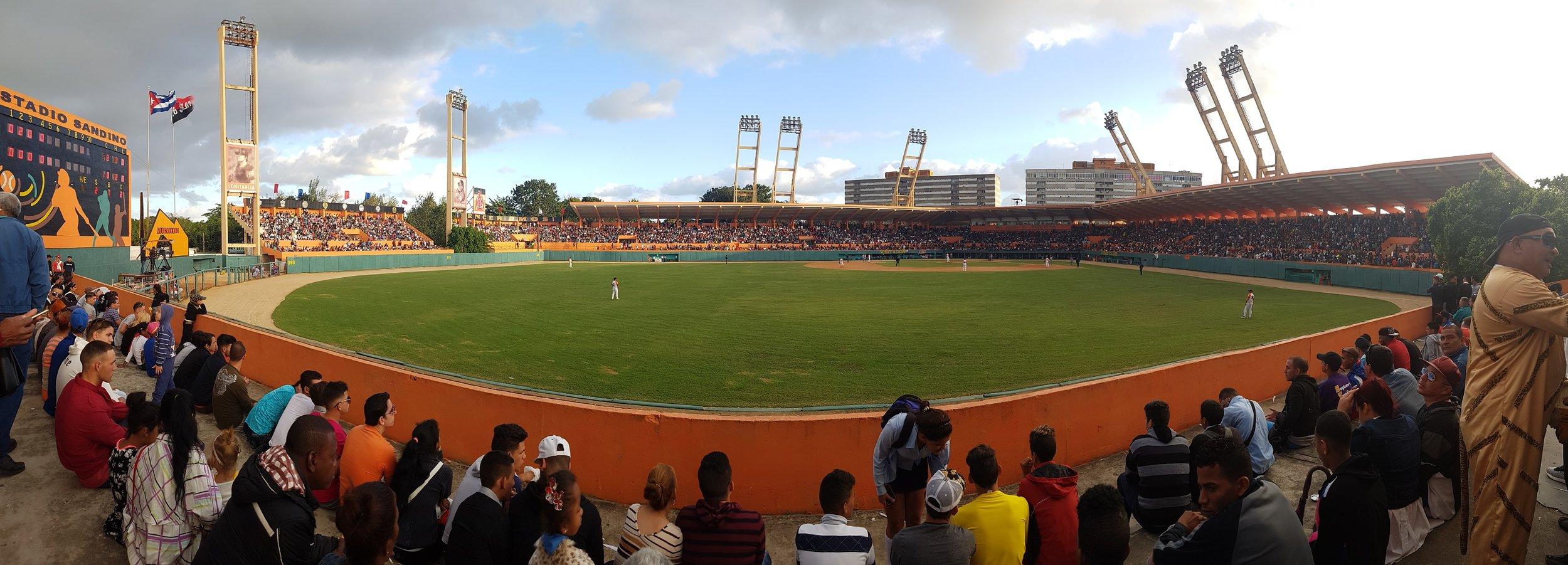Santa Rosa Baseball Stadium