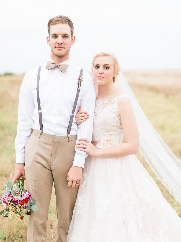 Congratulations Matt and Tara!