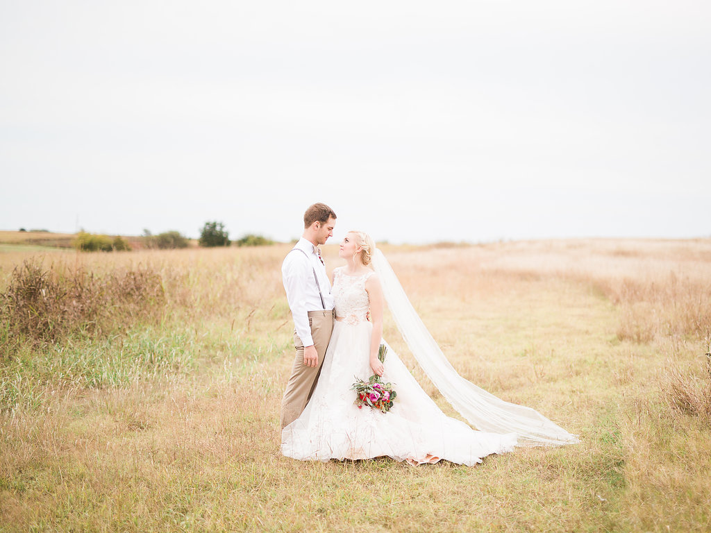 Our adjacent fields are a perfect space for those photos you will treasure forever!