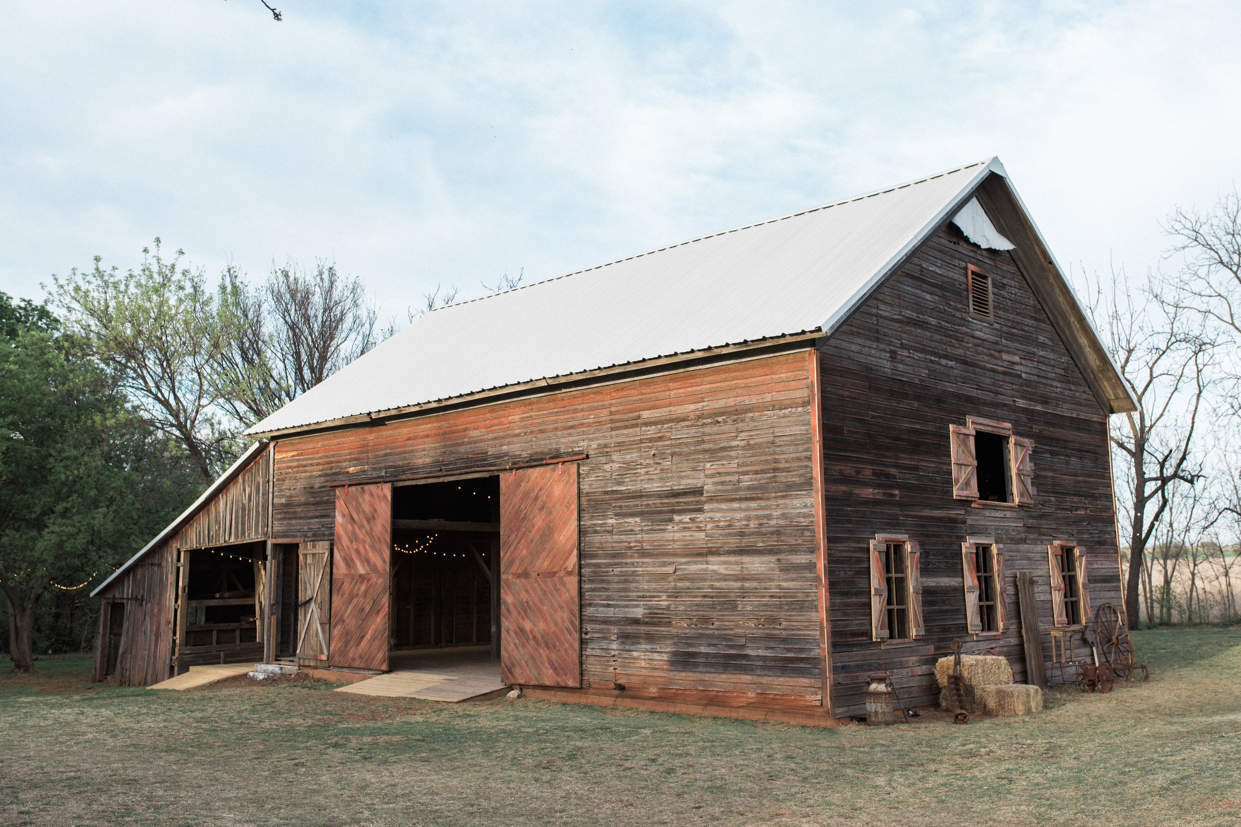 The renovations to our barn are finally complete, and we are so excited to show you around!