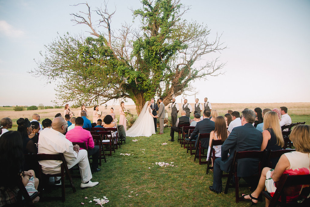 Ceremony at the Tree