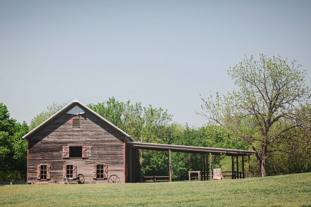 The Barn at the Woods Property