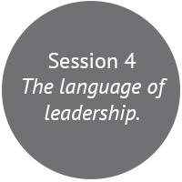 Good leaders are adept at painting a picture with numbers AND with words. This session looks at how we understand the world and provides a practical approach to connect strongly with different kinds people.